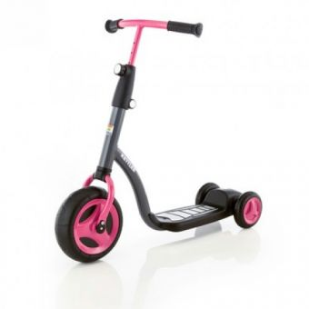 Самокат Kettler Kids Scooter Girl черный (T07015-0010)